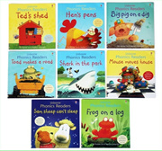 [8 books] Usborne Phonics Readers for Ages 2+ ★ Story Books ★ Picture Books ★ Early Childhood Educat