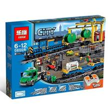 레핀 lepin 02008 시티 화물수송열차