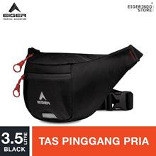 Eiger Gradient Waist Bag 3.5L - Black EIG1118-910002681001