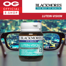 BLACKMORES Eye Health Lutein-Vision 60 Capsules