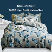 May New Arrive!! Good Quality and cheap Bedsheet [Single/Super single/Queen/King] For 4 Size