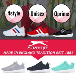 Slazenger Unisex Sneakers © Slazenger Official Store ® Fast Delivery / 4 style / Qprime / March Promotion