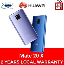 Huawei Mate 20 X With 2 year local Huawei warranty