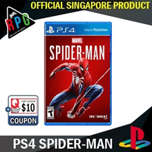 [MAKE $50] PS4 Marvel Spider-Man