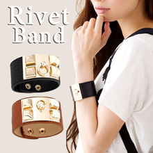 【Free-Shipping】$4.90 SALE! leather gold twist fittings classical bangle simple elegant brand access