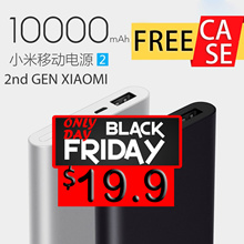 🌟100% Authentic Xiaomi🌟10000mAh / 20000mAh🌟Big Capacity Powerbank Fast Charger