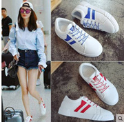 dc4b772eaf966c yangmi Korean version canvas keds sneakers sport shoes flats running  breathable student shoes shoes