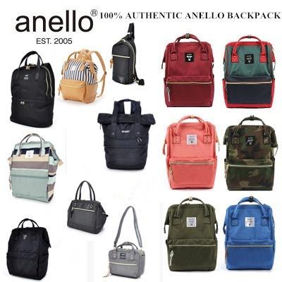 91bb3e4ae0cc  POPULAR JAPAN BEST-SELLING BACKPACK ANELLO  Shoulder bag Rucksack Bag  School Bag Backpack