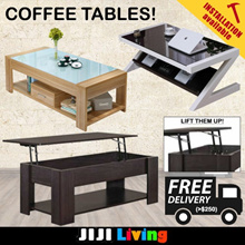 COFFEE TABLES! ★Furniture | Storage | Bookshelves ★Organizer ★Lift Up Coffee table