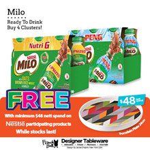 [NESTLE]  MILO® PENG AND NUTRI G [6x225mx2] X 2