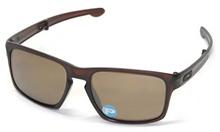 Sunglasses Brand Men Women OAKLEY Oakley Oakley Sunglasses OO9246-05 SLIVER F mat dark amber Tungsten Iridium Polarized (polarized lenses) osoa00966u