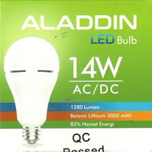 Lampu LED emergency LUBY Aladdin 14w 14 watt