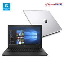 [Buy at RM 1109 with RM 120 Coupon Discount !] HP 14-BS537TU/14-BS538TU Laptop |CeleronN3060|4GBD3|500GB|14Inch|Win10+HP Backpack