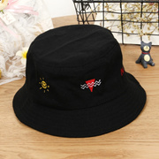 07a05f781c7257 Quick View Window OpenWish. rate:0. Female summer bucket Hat ulzzang  Harajuku style in soft female Korean student