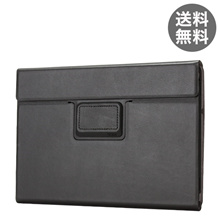 Tumi Tumi iPad Pro 9.7 Case Eye Pad Pro Cover 9.7 Inch Leather 114219DL Black TUMI Mobile Covers Rotating Folio Cas