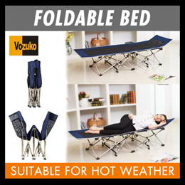 HOT ITEM ! PORTABLE FOLDABLE LIGHTWEIGHT HEAVY DUTY BED /SAFARI BED/FREE SHIPPING/ Perfect for Stay