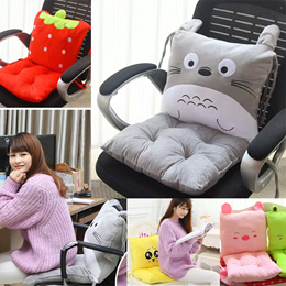 Best Gift Crafthollic U neck back cushion seat cushion toy slipper pillow blanket backpack for chair sofa car bed office home class room  doll toy