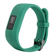 Replacement Wrist Band With Metal Buckle For Garmin Vivofit 3 Wristband