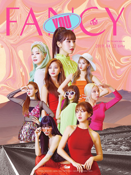 TWICE - FANCY YOU [B ver.] CD+Photobook+5Photocards+Pre-Order Benefit+Folded Poster+Free Gift