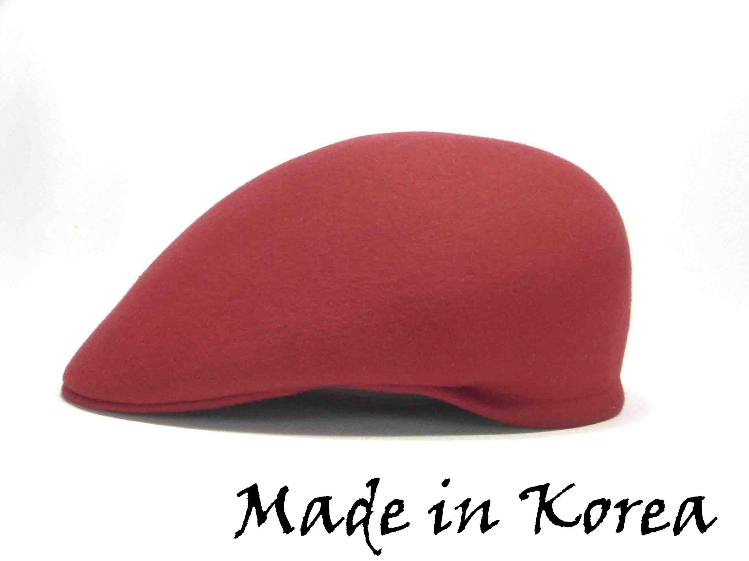 Qoo10 - New Felt Flat cap Newsboy Hunting Cabbie Hat  H204 Made in ... 45aa404394a