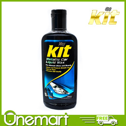 [KIT] Metallic Car Liquid Wax 500ml