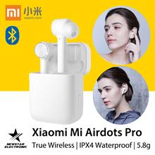 daf0f7c581b Xiaomi Mi Air true wireless earphones * ENC+ANC * 5.8 g * IPX4 waterproof