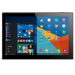 Onda OBook 20 Plus 10.1 inch Tablet PC Windows10 + Android 5.1 Intel Cherry Trail Z8300 Quad Core 1.
