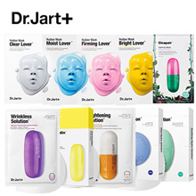 ☆Dr.Jart☆ From $10.99 Derma Skin Care Mask sheets 5ea / Rubber Mask 1ea [+Free Sample]