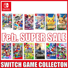 [Nintendo Switch] Hit Game Collection /Super Smash Bros / Party / Cart / Lets go /         U Deluxe