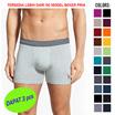 [Dapat 3pc] Celana Boxer Pria / Banyak Warna dan Motif / Best Selller / Premium Quality