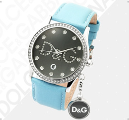 [DnG] Dolce and Gabbana Time Gloria Series DW0009/DW0091/DW0010 Watches