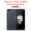 [Buy at RM 1970 with RM 300 Coupon Discount] OnePlus 5 Slate Gray (6GB/64GB) / RM  2322 Slate Gray (8GB/128GB) - Original Brightstar Warranty Malaysia