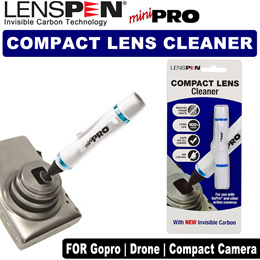 Lenspen Elite NMP-1 Minipro Compact Lens Cleaner for Gopro Drone Compact Camera Lenses