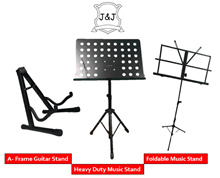 🔥SG SELLER🔥Heavy Duty Music Stand Laptop Stand Wedding Book Display Foldable Stand Violin Menu Dis