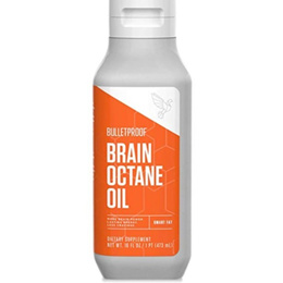 Bulletproof Brain Octane Oil -Reliable and Quick Source of Energy, Ketogenic Diet, More Than Just MC