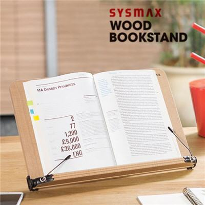 Qoo10 Wood Bookstand Stationery Supplies