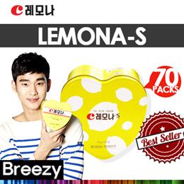 BREEZY ★ [LEMONA] kim soohyuns lemona / Vitamin / 1pack(1.5g) * 70packs) / Diet /