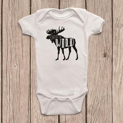 dc8ff39b5509 Qoo10 - Moose Onesie Adventure Onesie Hipster Baby Clothes Baby Boy ...