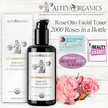 USE CART+SHOP COUPON! UP. $49.90! ALTEYA AWARD-WINNER USDA ORGANIC ROSEWATER 2000 Roses* in a bottle