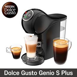 NESCAFÉ Dolce Gusto Genio S Plus Automatic Coffee Machine Black