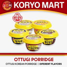 오뚜기 죽 Ottugi assorted Korean Porridge