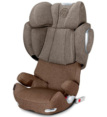 Fast delivery possible! [Cybex] solution Q3-fix Plus car seat / cashmere beige / all amount included
