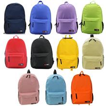 【TEEMI】 Classic Canvas Backpack School Laptop Leisure Bag Knapsack Bergen Rucksack