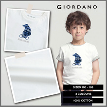 Giordano Junior BOB Printed T-Shirts