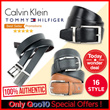 ★ Qoo10 Best Sellers ★ 18SS New Arrival  Calvin Klein / Tommy Hilfiger Belt Collection