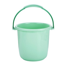 Plastic buckets for household portable MOP bucket thickened at home laundry drum washing bucket stor