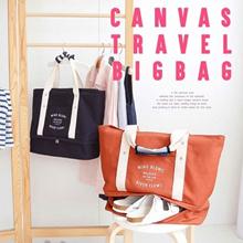 Best Selling Korean Layer travel bag| Waterproof MultiFuntional High Capacity Cabin Bag