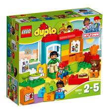 LEGO 10833 Duplo: PRESCHOOL
