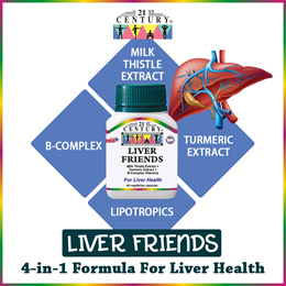 [21st Century] Liver Friends -Support your Liver during this Festive time - Liver Health Detox