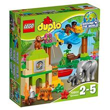 [LEGO][LEGO] 10804 - DUPLO - Jungle Set - Age 2-5 - 86 Pieces - 10804